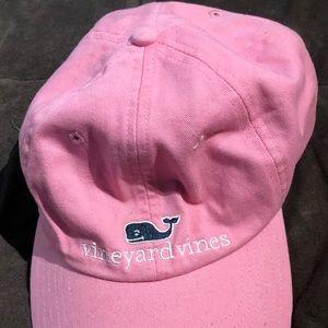 Women's Vineyard Vines Pink Cap